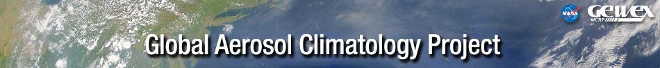 Global Aerosol Climatology Project