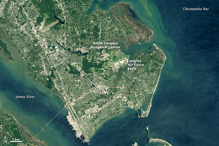NASA GISS Sea Level Rise Hits Home At NASA Watching Waters Rise - Water rising map