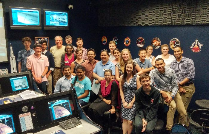 NASA GISS: NASA News & Feature Releases: NYCRI Students ...