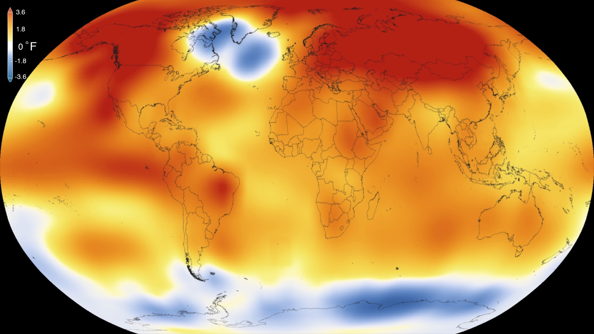 Nasa giss nasa news feature releases nasa noaa analyses global map of 2015 annual surface temperature anomaly gumiabroncs Choice Image