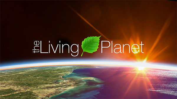 Our Living Planet Graphic