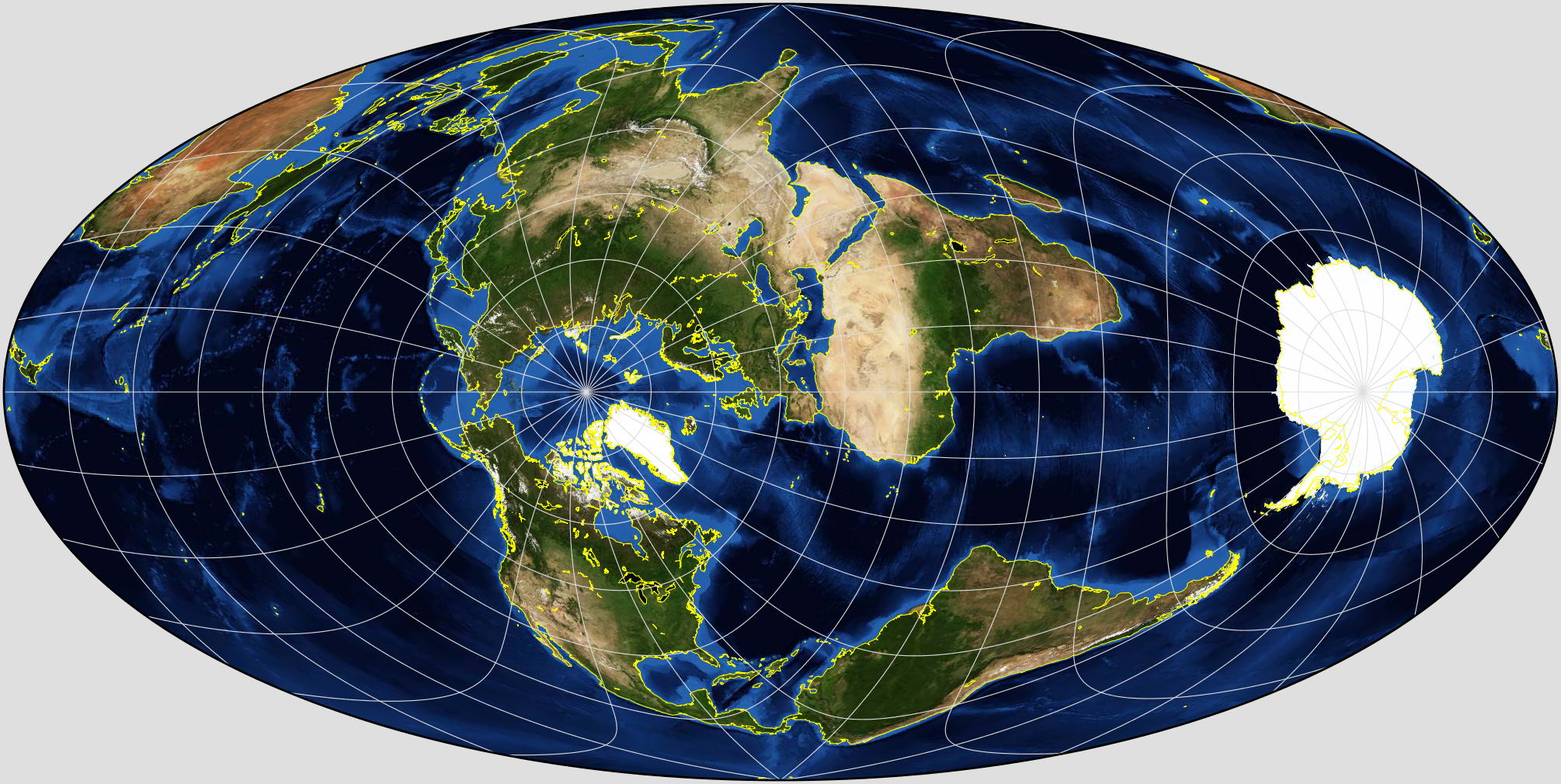 NASA GISS: G.Projector: User's Guide: List of Map Projections on peters projection map vs mercator, accurate scale map of globe, flat map and globe, peters projection map with scale, peters map of the world, peters projection of the world,